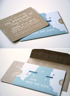 Not that I will ever use this, but what a great save the date. I will be reco-ing this fur sure.
