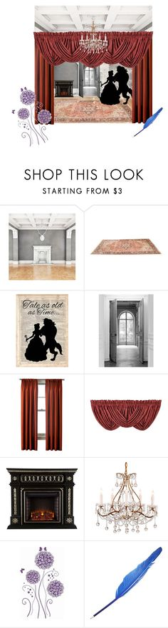 """""""Happiness is here"""" by hiroko-eirai ❤ liked on Polyvore featuring interior, interiors, interior design, home, home decor, interior decorating, Disney, Maison Margiela, Royal Velvet and J. Queen New York"""