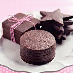 Simply Perfect Chocolate Sugar Cookies | Recipe | Chocolate Sugar ...