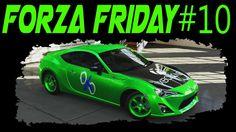 Forza Friday #10 - Forza Motorsports 5 Xbox One Gameplay w/ Paithanoxo