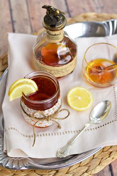 Hot Toddy - Most people are well aware of the Hot Toddy's healing properties for a winter-time cold, but did you know you can make it similarly to a sweet tea for those warm summer days? You're welcome.