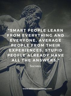 50 Famous Socrates Quotes on Wisdom, Life And Ethics – Self Motivate Source by tylerdourden Our Reader Score[Total: 0 Average: Related EXCLUSIVE Moving Forward Quotes to Keep Going - BayArt moving .celebrity quotes : Famous Quotes on - The Love Quotes Socrates Quotes, Wise Quotes, Quotable Quotes, Great Quotes, Words Quotes, Funny Quotes, Famous Life Quotes, Famous Philosophers Quotes, Quotes From Famous People