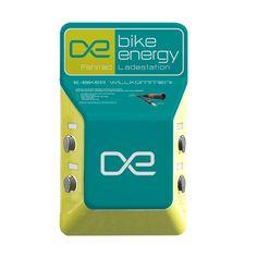 bike-energy Ladestation POINT P4B - zum laden von bis zu 4 E-Bikes E Biker, Filling Station