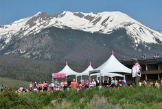 Avon Walk for Breast Cancer - Rocky Mountains: The Avon Walk Rocky Mountains in Summit, Colorado, is a true destination event. Take in fresh mountain air and unparalleled views of the surrounding Rockies — and enjoy stunning view of the peaks, lakes, and majestic vistas as you walk along trails and paths that link the historic ski towns of Keystone and Breckenridge.