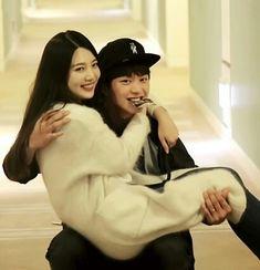 Yook Sungjae, Btob, Wgm Couples, Sungjae And Joy, Sung Jae, Joy Rv, We Get Married, Red Velvet Joy, Kim Jisoo
