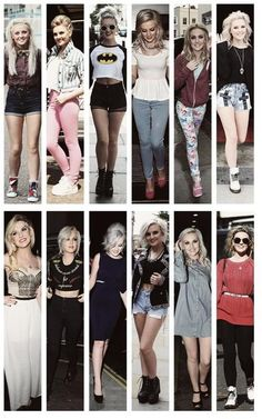 #Perrie Edwards #Style