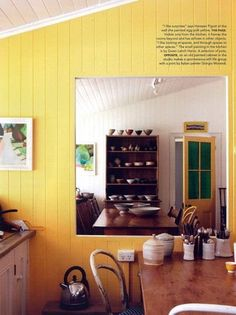 Omg how to get rid of the horrid wood panel wall in the kitchen