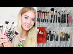 Tips for Beginners: Makeup Brushes - http://47beauty.com/tips-for-beginners-makeup-brushes/   				    Click for more information… INSTAGRAM: @gemmacliffordxo TWITTER: @gemmacliffordxo FACEBOOK: @gemmacliffordxo ♡ Like ♡ Share ♡ Subscribe ♡ Brushes Used: MAC http://www.maccosmetics.co.uk Sigma Brushes http://sigma-beauty.7eer.net/c/161523/146780/2835 Real Techniques http://www.boots.com/en/Real-Techniques/ Morphe Brushes: www.morphebrushes.com Bobbi Brown Conce