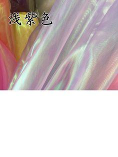 kleidertaft Deluxe au mètre tissu brillant vert EUR 5,97//m