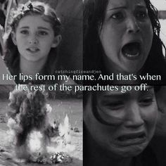 :'( the hunger games