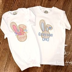 Embroidery Files, Machine Embroidery, Embroidery Designs, Bunny Face, All Design, Easter Bunny, Floral, Applique, Stitch