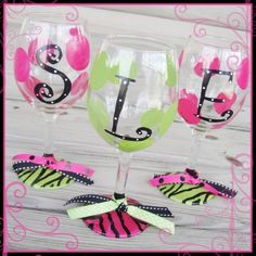 GREAT hand painted gifts!   ~Dishwasher safe~