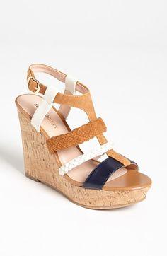 'Serina' Wedge Sandal