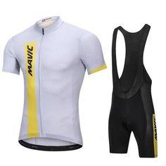 816ce06ba 2018 MAVIC White Short Sleeve Jersey Set Mavic