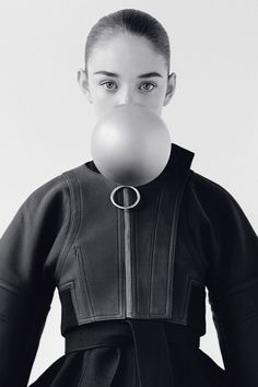 "pivoslyakova: "" ""Fade to Black"" by Jamie Hawkesworth for Vogue UK, September 2015. """