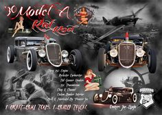 RatRod, Rat, Rod, Rat Rod, Street Rod, Custom Fabrication, Auto Works, Joe Lisojo, Iron Rebels, Philadelphia, Car Show Board, Car Show Display, Reader Board, Dash Board, Bomber, WWII Inspired Rat Rod, Fighter Plane, Machine Gun Headers, Man Toys, Chevy 350, Model A, 1930 Rat Rod, 1930 Model A, Mustang Show Board, Reader Board, Poster art, Car Art, Car Show Display, Car Display, Show Poster, Car Show Poster, 89 Mustang, Wild 89, Fox Body Mustang, Horse Power, Stangs and Fangs, stang board…