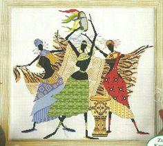 Cuadro-africanas