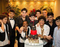 """♥ Festa de 15 anos de Alexandre Bittencourt, o Tatu de """"Chiquititas"""" ♥  http://paulabarrozo.blogspot.com.br/2015/06/festa-de-15-anos-de-alexandre.html"""