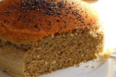 Pitadinha: Pão de aveia na air fryer