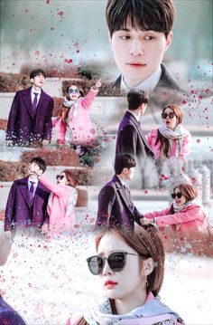 Touch your ❤️ Wgm Couples, Movie Couples, Korean K Pop, Korean Drama, Dramas, Goblin The Lonely And Great God, Yoo In Na, Moonlight Drawn By Clouds, Hello My Love