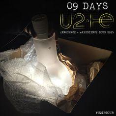 09 days. Countdown to iNNOCENCE + eXPERIENCE Tour 2015 #U2ieTour