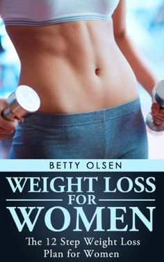 12 Step Weight Loss Plan for Women (Tips, strategies)