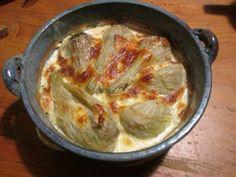 [On déguste] Gratin express de fenouil a la mozzarella. - Cultures bio @legnantvert Mozzarella, Culture Bio, Cabbage, Vegetables, Food, Gratin, Essen, Cabbages, Vegetable Recipes