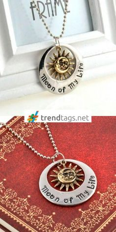 Game of Thrones - Moon of my Life - My Sun and Stars - Necklace - FREE WorldWide Shipping on { trendtags.net }   #movies #theatre #video #TagsForLikes #movie #film #films #cinema #instamovies #star #moviestar #photooftheday #instagood