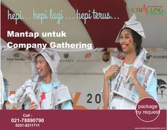company gathering