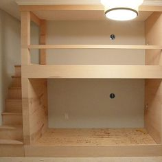 """Determine additional details on """"modern bunk beds for boys room"""". Have a look at our web site. Wooden Bunk Beds, Bunk Beds Built In, Bunk Beds With Stairs, Kids Bunk Beds, Rustic Bunk Beds, Queen Bunk Beds, Adult Bunk Beds, Bunk Bed Plans, Home Design Diy"""