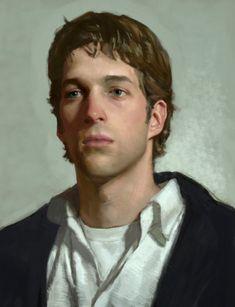 Gods and Foolish Grandeur: Jamin LeFave, self-portraits