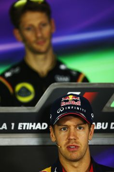 Sebastian Vettel Photos - F1 Grand Prix of Abu Dhabi: Previews - Zimbio