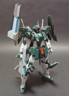 1/100 Gundam Cherudim Custom Build - Gundam Kits Collection News and Reviews