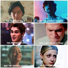 How broken they all look is heartbreaking The post How broken they all look is heartbreakin… appeared first on Riverdale Memes.