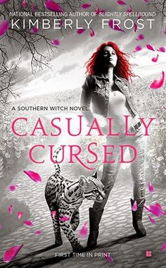 Book Review: Casually Cursed (Southern Witch #5) by Kimberly Frost | I Smell Sheep
