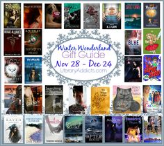 Canadian Book Addict: Winter Wonderland Gift and Giveaway
