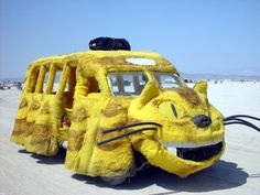 The REAL Catbus