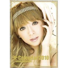 浜崎あゆみ 2010年 カレンダー