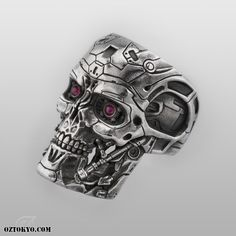Terminator ring by Magische Vissen   Oz Abstract Tokyo, Japan
