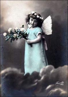 vintage - anges