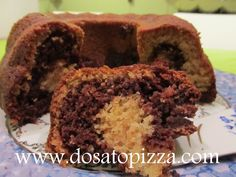 Marble cake is a popular cake in Europe. Normally this is made with eggs. Here…