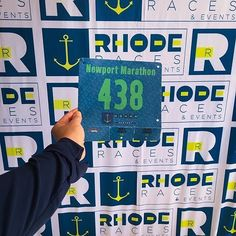 """Who wants to do a running tour tomorrow of the beautiful City By The Sea? """"A man on foot will see more feel more enjoy more in one mile than the motorized tourists can in a hundred miles."""" #nikeplus #garmin #newportmarathon #newporthalfmarathon #rhoderaces : @dogearedbook"""