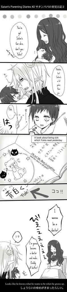 Satan (Ao No Exorcist) | page 2 of 2 - Zerochan Anime Image Board Mobile