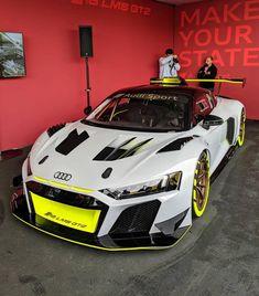 Audi LMS Rate this car 🔥 🔥 Comment below ! Luxury Sports Cars, Exotic Sports Cars, Exotic Cars, Audi Sport, Sport Cars, Audi R8, Dream Cars, Porsche 918 Spyder, Supercars