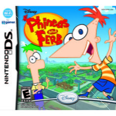 Disney's Phineas and Ferb (DS)