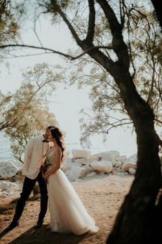 This ultimate Wedchella wedding was out of this world! This super fun couple decided to have the party of their life and tie the knot in Greece! Love Couple, Tie The Knots, Couple Photography, Athens, Real Weddings, Couple Photos, Chic, Couples, Wedding Dresses