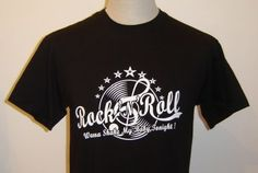 T-shirt Rock'n'roll