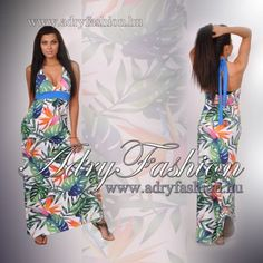 ed72c9a578 Warp Zone virág mintás maxi női ruha - AdryFashion női ruha webáruház, Ruha  webshop, Amnesia, NedyN, Rensix , Egyedi ruha