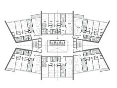 Article source rafael vinoly architects the citycenter for Arquitectura 5 de mayo plan de estudios
