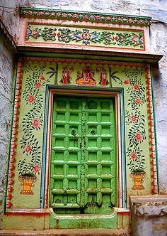 Varanasi Door
